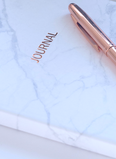 Journal Through Your Divorce Healing | By Jen Grice