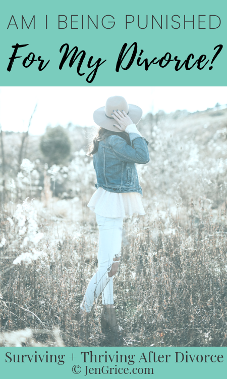 Wow, this is hard. Like really hard. The divorce thing. This single mom thing. And this trusting God, His purpose, and His promises in all of this. I know! Really, I do! I'm walking with you on this journey to healing after divorce. via @msjengrice