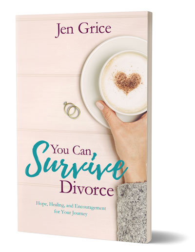 You Can Survive Divorce | By Jen Grice