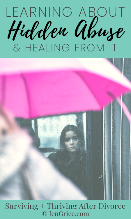 Do you know what hidden abuse is? Do you know the process you need to go through to heal from it? If not, you need to read this book, Healing from Hidden Abuse, by Shannon Thomas. via @msjengrice