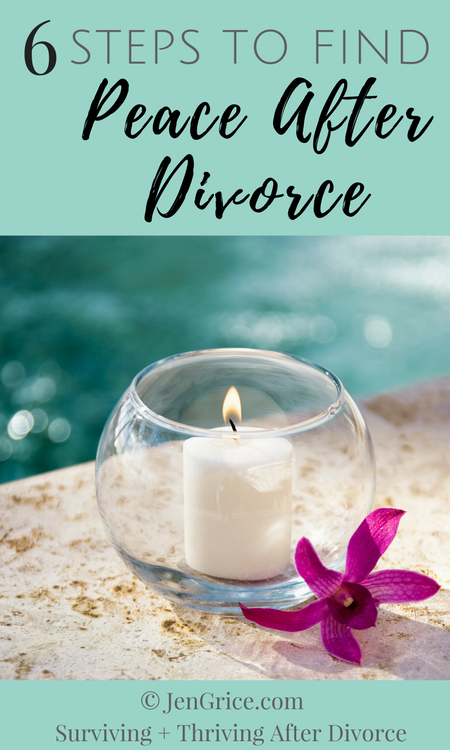 Wk5hmsgrohadom So the advice here is to stay with the unbelieving spouse if they are willing to live in peace, but if remarriage, after divorce, is adultery and the bible is clear about the fate of those who rebel. https jengrice com 6 steps to find peace after divorce