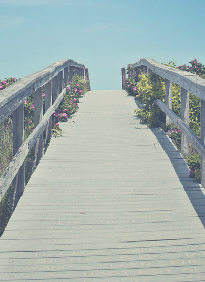 Courage is a Bridge to Your Healing   By Jen Grice