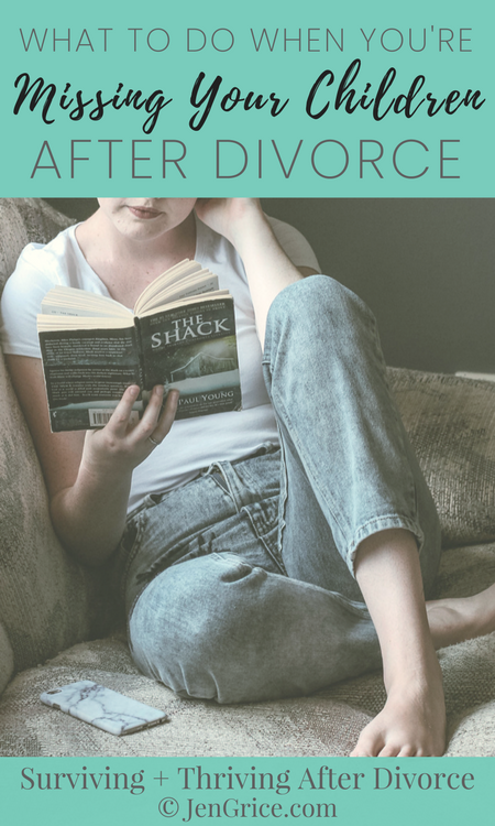 Handing our child over to his or her other parent should be easy, but most times it's not, after divorce. Not because we want to control anyone but because we don't want to miss that time, see them go, or miss them while they're gone. Sharing custody is hard after divorce! via @msjengrice