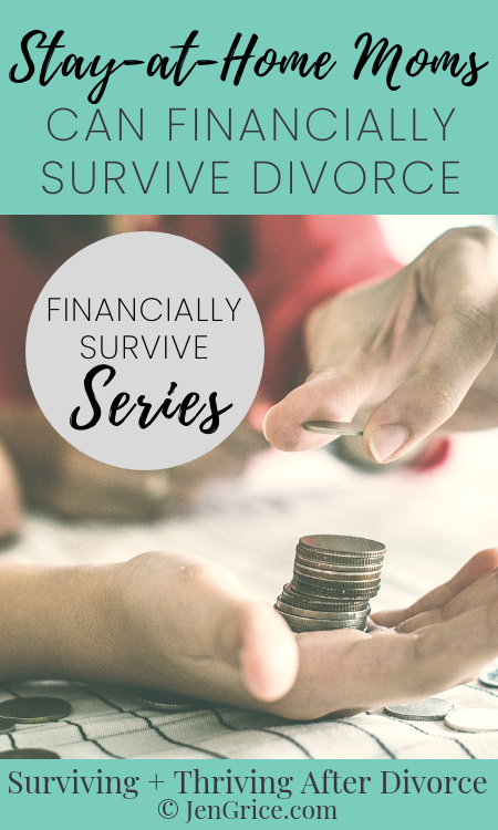 Christina Lynn, from Lynn Financial shares how she financially survived divorce as a stay-at-home mom. Her inspiring story shows that you CAN survive divorce and create a career after. She gives her expert advice as an investment specialist and a financial advisor. via @msjengrice