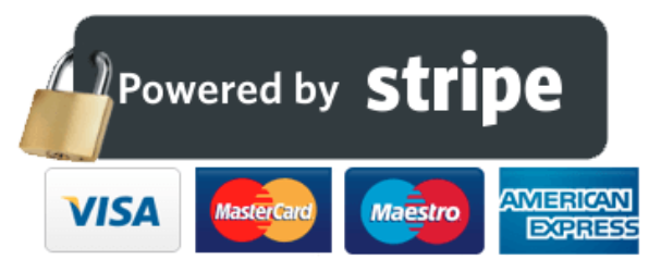 Payments Processed Through Stripe