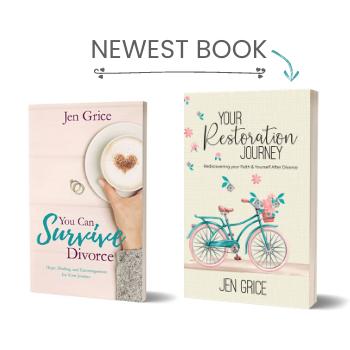 Books By Jen Grice