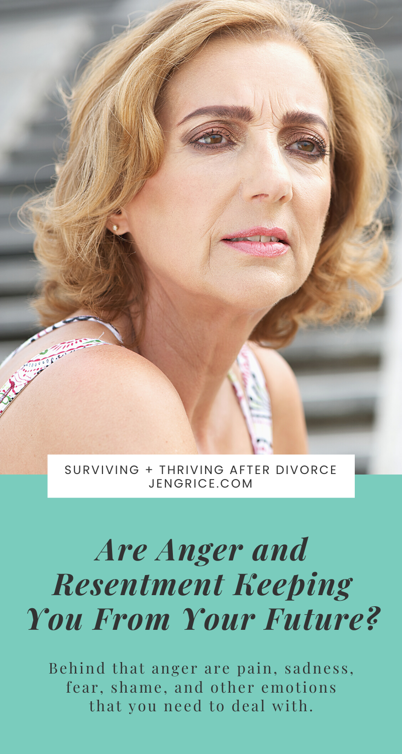 Are Anger and Resentment Keeping You From Your Future